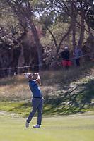 Eduardo Molinari (ITA) during the 3rd round of the Mutuactivos Open de Espana, Club de Campo Villa de Madrid, Madrid, Madrid, Spain. 04/10/2019.<br /> Picture Hugo Alcalde / Golffile.ie<br /> <br /> All photo usage must carry mandatory copyright credit (© Golffile | Hugo Alcalde)