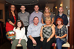 Tommy Boylan with his family at his retirement party in Hanratty's...(Photo credit should read Jenny Matthews www.newsfile.ie)....This Picture has been sent you under the condtions enclosed by:.Newsfile Ltd..The Studio,.Millmount Abbey,.Drogheda,.Co Meath..Ireland..Tel: +353(0)41-9871240.Fax: +353(0)41-9871260.GSM: +353(0)86-2500958.email: pictures@newsfile.ie.www.newsfile.ie.