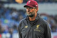 Huddersfield Town v Liverpool - 20.10.2018