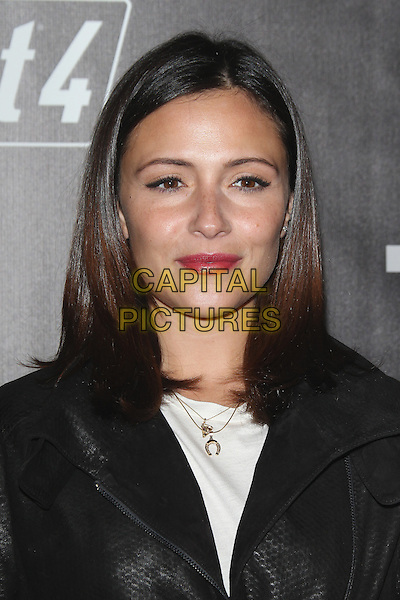 LOS ANGELES, CA - NOVEMBER 5: Italia Ricci at the Fallout 4 video game launch event in downtown Los Angeles on November 5, 2015 in Los Angeles, California. <br /> CAP/MPI21<br /> &copy;MPI21/Capital Pictures