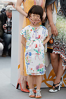 Miyu Sasaki attends the photocall for 'Shoplifters (Manbiki Kazoku)' during the 71st annual Cannes Film Festival at Palais des Festivals on May 14, 2018 in Cannes, France.<br /> CAP/GOL<br /> &copy;GOL/Capital Pictures