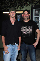 Gary Cairns, Brian Avenet-Bradley<br />