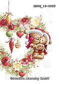 Roger, CHRISTMAS ANIMALS, WEIHNACHTEN TIERE, NAVIDAD ANIMALES, paintings+++++,GBRM19-0082,#xa#