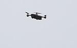 24.02.2019: Hamilton v Rangers: A drone over the park