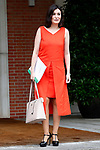 Carmen Monton, Minister of Health, arrives at the first Council of Ministers of the new Government of Spain, chaired by Pedro Sanchez. June 8,2018. (ALTERPHOTOS/Acero)