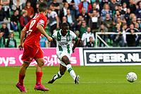 GRONINGEN - Voetbal, FC Groningen - FC Twente, Eredivisie, seizoen 2019-2020, 10-08-2019,  FC Groningen speler Azor Matusiwa