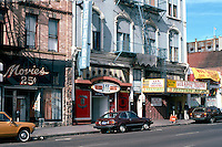 San Diego: 700 Block of Fifth Avenue, Gaslamp District.  Photo '81.