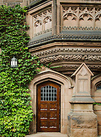 Ivy League architecture, Princeton University, New Jersey, USA