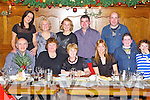 Family and friends gather for New Years Eve celebrations in Leen's Hotel, Abbeyfeale.
