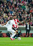 Football match during La Liga, in Bilbao, San Mames<br /> Ath. Club-Real Madrid<br /> modric<br /> PHOTOCALL3000