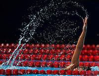 Miyu Otsuka Japan Women's 400m Individual Medley <br /> Swimming - Nuoto <br /> Barcellona 4/8/2013 Palau St Jordi <br /> Barcelona 2013 15 Fina World Championships Aquatics <br /> Foto Andrea Staccioli Insidefoto