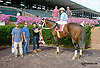 Hello Prince winning at Delaware Park on 9/10/14