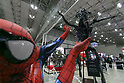 Cosplayer dressed as Spider Man poses for a photograph during the Tokyo Comic Con 2017 at Makuhari Messe International Exhibition Hall on December 1, 2017, Tokyo, Japan. This is the second year that San Diego Comic-Con International held the event in Japan. Tokyo Comic Con runs from December 1 to 3. (Photo by Rodrigo Reyes Marin/AFLO)