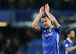 Chelsea's John Terry applauds the fans during the Premier League match at Stamford Bridge Stadium, London. Picture date: May 8th, 2017. Pic credit should read: David Klein/Sportimage