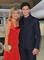 guest and Aneurin Barnard at the &quot;Dunkirk&quot; world film premiere, Odeon Leicester Square cinema, Leicester Square, London, England, UK, on Thursday 13 July 2017.<br /> CAP/CAN<br /> &copy;CAN/Capital Pictures /MediaPunch ***NORTH AND SOUTH AMERICAS ONLY***