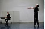 La l&eacute;g&egrave;ret&eacute; des temp&ecirc;tes<br /> <br /> Chor&eacute;graphie : Christian et Fran&ccedil;ois Ben A&iuml;m<br /> Interpr&eacute;tation : Christian Ben A&iuml;m, Aur&eacute;lie Berland, M&eacute;lanie Cholet, Aim&eacute;e Lagrange, Bruno Ferrier (chant), Lili Gautier (violoncelle), Fr&eacute;d&eacute;ric Kret (violoncelle), Mathilde Sternat (violoncelle),<br /> Composition musicale : Jean-Baptiste Sabiani<br /> Compagnie Christian et Fran&ccedil;ois Ben A&iuml;m<br /> Lieu :CCN de Cr&eacute;teil<br /> Ville : Cr&eacute;teil<br /> Date : 26/06/2014