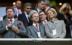 Ed Woodward executive vice-chairman of Manchester United looks on during the UEFA Europa League Final match at the Friends Arena, Stockholm. Picture date: May 24th, 2017.Picture credit should read: Matt McNulty/Sportimage