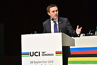 UCI Congress - 28 Sept 2018
