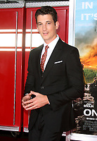 08 October 2017 - Los Angeles, California - Miles Teller. &ldquo;Only The Brave&rdquo; Premiere held at the Regency Village Theatre in Los Angeles. <br /> CAP/ADM<br /> &copy;ADM/Capital Pictures