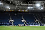Strafraumszene vor der leeren Tribuene in der PreZero Arena.<br /> <br /> Sport: Fussball: 1. Bundesliga: Saison 19/20: 28. Spieltag: TSG 1899 Hoffenheim - 1. FC Koeln, 27.05.2020<br /> <br /> Foto: Markus Gilliar/GES/POOL/PIX-Sportfotos.<br /> <br /> Nur für journalistische Zwecke! Only for editorial use!<br /> <br /> Gemäß den Vorgaben der DFL Deutsche Fußball Liga ist es untersagt, in dem Stadion und/oder vom Spiel angefertigte Fotoaufnahmen in Form von Sequenzbildern und/oder videoähnlichen Fotostrecken zu verwerten bzw. verwerten zu lassen. DFL regulations prohibit any use of photographs as image sequences and/or quasi-video.