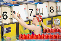Picture by Allan McKenzie/SWpix.com - 14/12/2017 - Swimming -Swim England Winter Champs - Ponds Forge International Sports Centre - Sheffield, England - Freya Rayner.