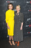 www.acepixs.com<br /> <br /> April 11 2017, LA<br /> <br /> Actresses Embeth Davidtz (L) and Paula Malcomson arriving at the 'Ray Donovan' Season 4 FYC Event at the DGA Theater on April 11, 2017 in Los Angeles, California<br /> <br /> By Line: Peter West/ACE Pictures<br /> <br /> <br /> ACE Pictures Inc<br /> Tel: 6467670430<br /> Email: info@acepixs.com<br /> www.acepixs.com