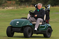 John Carroll (Ireland Team Captain) at the 17th fairway during Round 2 Singles of the Men's Home Internationals 2018 at Conwy Golf Club, Conwy, Wales on Thursday 13th September 2018.<br /> Picture: Thos Caffrey / Golffile<br /> <br /> All photo usage must carry mandatory copyright credit (&copy; Golffile | Thos Caffrey)