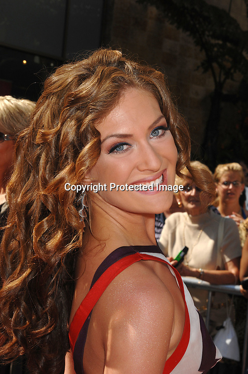 BethAnn Bonner ..arriving at The 34th Annual Daytime Emmy Awards on ..June 15, 2007 at The Kodak Theatre in Hollywood, California. ..Robin Platzer, Twin Images......212-935-0770