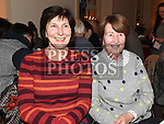 Ann Crinion and Kathleen Hynes at the social evening in Monknewtown Community Centre. Photo:Colin Bell/pressphotos.ie