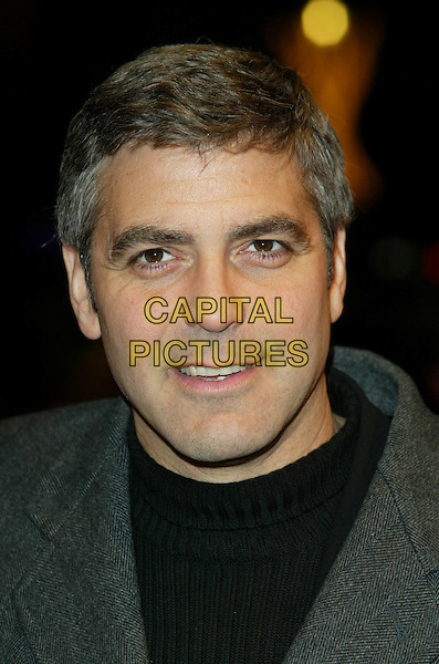George Clooney.at premiere of  'Confessions of a Dangerous Mind'.Berlin Film Festival.www.capitalpictures.com.sales@capitalpictures.com.© Capital Pictures