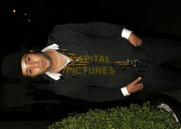 ROLAND BOLAN (Son of Mark Bolan).T-rex Movie Launch,.London, April 26th 2005..half length hat.Ref : BOB.www.capitalpictures.com.sales@capitalpictures.com.©Capital Pictures.