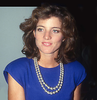 Caroline Kennedy 1982<br /> Photo By John Barrett/PHOTOlink.net