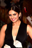 www.acepixs.com<br /> <br /> February 21 2017, London<br /> <br /> Huma Qureshi arriving at the UK premiere of 'Viceroy's House' at The Curzon Mayfair on February 21, 2017 in London, England.<br /> <br /> By Line: Famous/ACE Pictures<br /> <br /> <br /> ACE Pictures Inc<br /> Tel: 6467670430<br /> Email: info@acepixs.com<br /> www.acepixs.com
