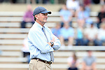 25 October 2015: UNC head coach Anson Dorrance. The University of North Carolina Tar Heels hosted the Clemson University Tigers at Fetzer Field in Chapel Hill, NC in a 2015 NCAA Division I Women's Soccer game. UNC won the game 1-0.