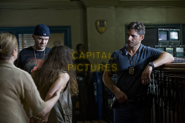Joel McHale, Eric Bana<br /> in Deliver Us from Evil (2014) <br /> *Filmstill - Editorial Use Only*<br /> CAP/FB<br /> Image supplied by Capital Pictures