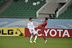 BUNYODKOR (UZB) vs LEKHWIYA (QAT) during the 2016 AFC Champions League Group B Match Day 5 match on 20 April 2016 in Tashkent, Uzbekistan.