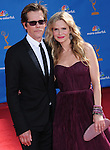 Kyra Sedgwick & Kevin Bacon at The 62nd Anual Primetime Emmy Awards held at Nokia Theatre L.A. Live in Los Angeles, California on August 29,2010                                                                   Copyright 2010  DVS / RockinExposures