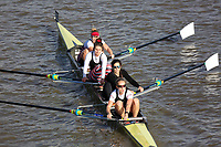 Crew: 122  TRC (F)  Thames RC (J Eastwood)  W 4- Champ<br /> <br /> Fours Head of the River 2018<br /> <br /> To purchase this photo, or to see pricing information for Prints and Downloads, click the blue 'Add to Cart' button at the top-right of the page.