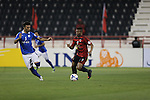 Al-Rayyan (QAT) vs Esteghlal (IRN) during the 2014 AFC Champions League Match Day 2 Group A match on 11 March 2014 at Ahmed bin Ali Stadium, Al Rayyan, Qatar. Photo by Stringer / Lagardere Sports