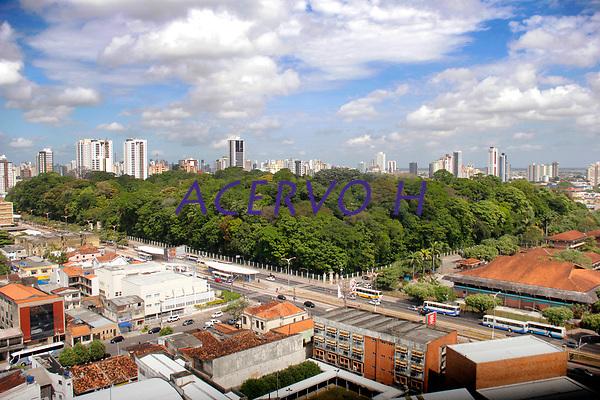 Bosque Rodrigues Alves na av Almirante Barroso.<br /> Bel&eacute;m, Par&aacute;, Brasil.<br /> Foto Ney Marcondes