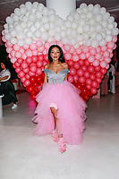 NEW YORK, NY - FEBRUARY 5: Lil Mama - Niatia Jessica Kirkland  at Urban Skin RX Valentine's Day Spa Party hosted by Eva Marcille and Rachel Roff at Pure Space  on February 5, 2019 in New York City. <br /> CAP/MPI/DC<br /> ©DC/MPI/Capital Pictures