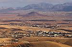 Valle de Santa Ines, Fuerteventura