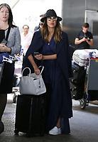 JUN 14 Jessica Alba Seen at LAX