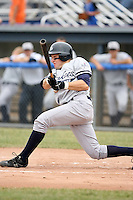 July 9th 2007:  Taylor Holiday of the Staten Island Yankees, Class-A affiliate of the New York Yankees, at Dwyer Stadium in Batavia, NY.  Photo by:  Mike Janes/Four Seam Images