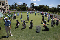 View of the putting practice area during the preview of the Tshwane Open 2015 at the Pretoria Country Club, Waterkloof, Pretoria, South Africa. Picture:  David Lloyd / www.golffile.ie. 10/03/2015