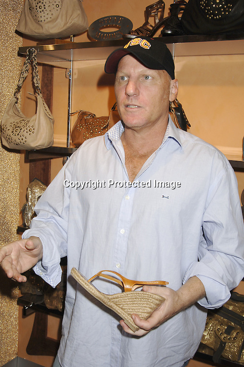 Steve Madden ..at a party to unveil a new line of leather handbags and belts for Spring 2006 by Steve Madden in partnership with Daniel M. Friedman & Associates on November 9, 2005 at the Daniel M. Friedman Showroom. ..Photo by Robin Platzer, Twin Images