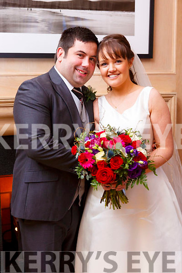 Devaine/Corcoran wedding in Ballygarry House Hotel