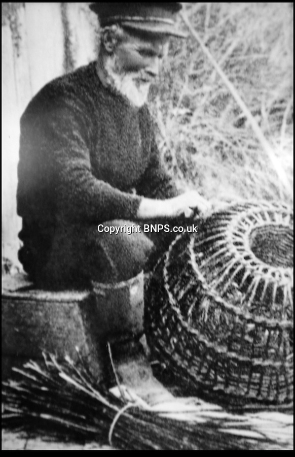 BNPS.co.uk (01202) 558833<br /> Picture: Peter Willows<br /> <br /> Levi's Great great grandfather Edwin.<br /> <br /> All at sea - In a fast changing world the Dorset fishing family still going strong after 350 years.<br /> <br /> Young Levi Miller is ensuring the survival of his family's 350-year-old seafaring tradition - by becoming it's tenth generation of Dorset fisherman. The 16-year-old's ancestors have been fishing off the Dorset coast since Henry Miller first set sail in the 1670s. <br /> <br /> Levi has now become the latest family member to choose a life on the waves and has begun learning the trade onboard his father's fishing boat. Levi got hooked on fishing as a child and despite only just finishing school, he says there is nowhere else he would rather be than hauling in fish alongside his dad and to play his own part in his family's historic trade.