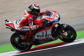 June 9th 2017, Circuit de Catalunya, Barcelona, Spain; Catalunya MotoGP; Friday Practice Session; Jorge Lorenzo of Ducati Team