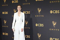 LOS ANGELES - SEP 17:  Evan Rachel Wood at the 69th Primetime Emmy Awards - Arrivals at the Microsoft Theater on September 17, 2017 in Los Angeles, CA